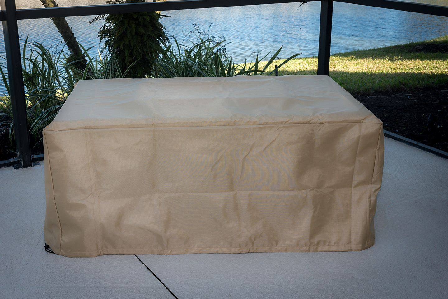 Protective Cover For Alcott Naples Rectangular Napa